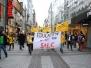 Bildungsstreik Demo am 17. November