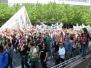 Demo gegen Studiengebühren in Düsseldorf