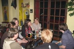 Erstes Treffen im Sommersemester \'08