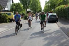 Fahrradtour zur Sürther Aue