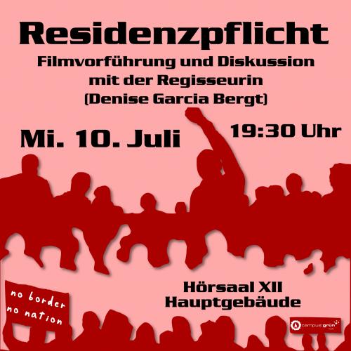 residenzpflicht_flyer
