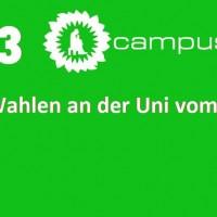 Wahlen an der Uni Köln 2014